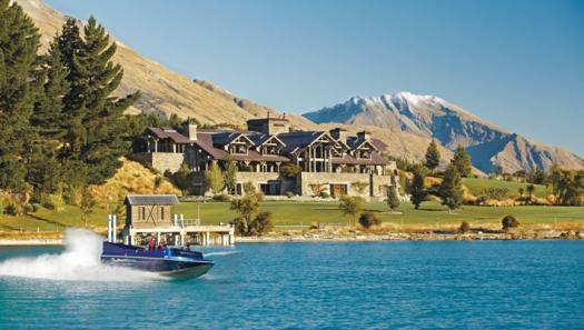 The ultimate 'Town and Country Alpine Escape' on offer