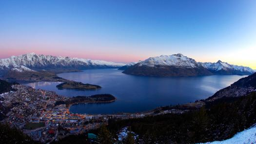 Queenstown joins the REAL New Zealand Festival party