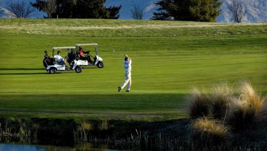Millbrook named New Zealand and Australasia's leading golf resort