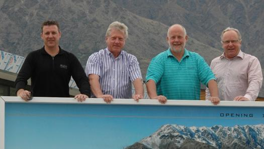 New car dealership launches 'showcase' site in Queenstown