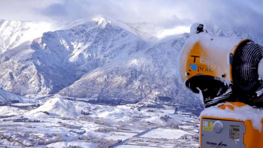 Coronet Peak: Missing snowboarder found by helicopter at 11pm