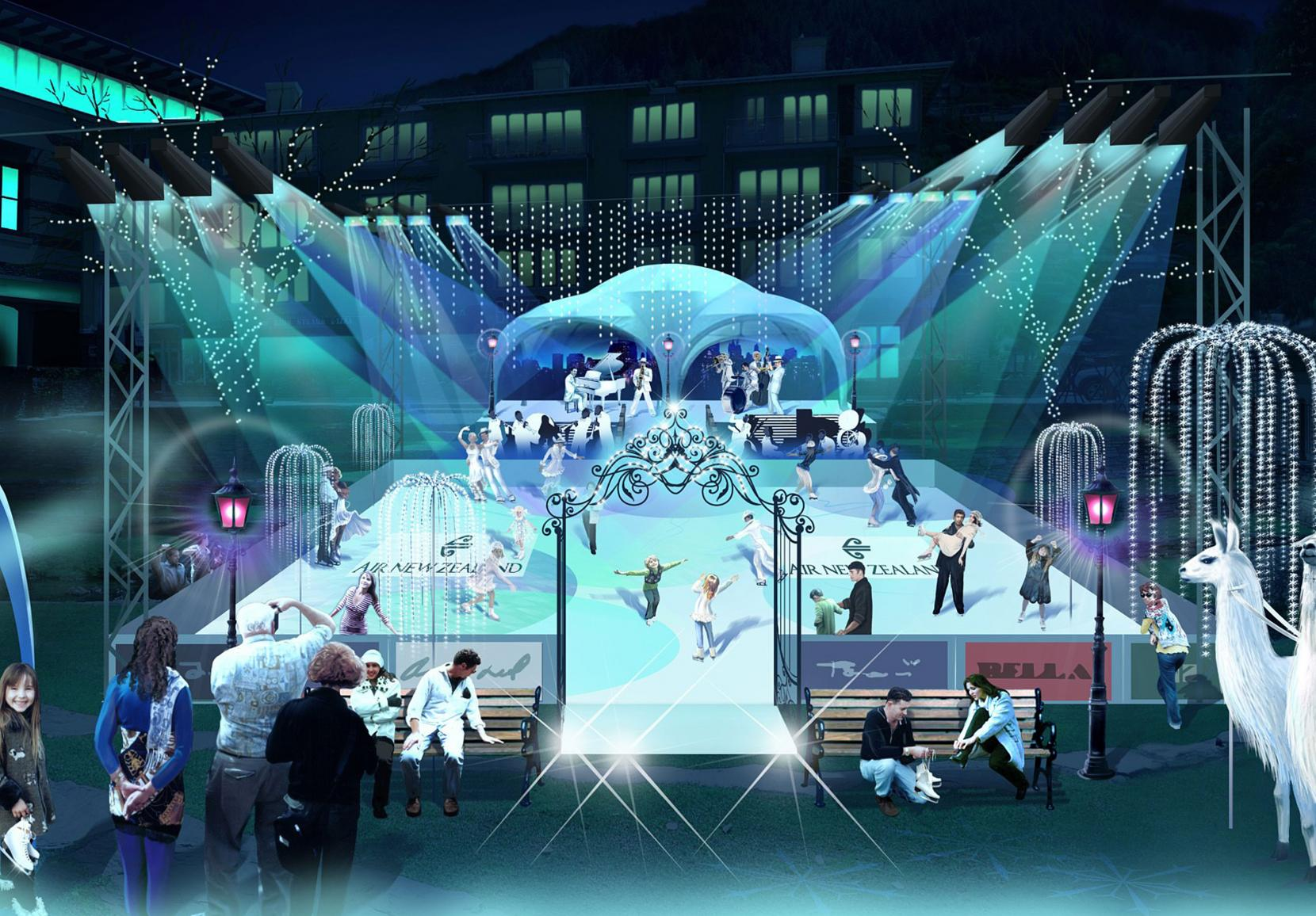 Queenstown Winter Festival Goes On Ice Experience Queenstown