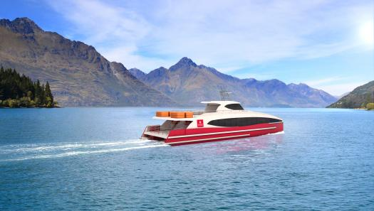 Southern Discoveries invests millions in new high-speed catamaran