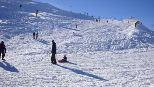 Lots of snow for Queenstown ski fields!