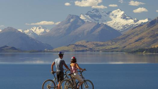 Queenstown – New Zealand's summer biking hot spot