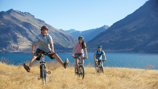 Cycle Trail to link through Queenstown Events Centre