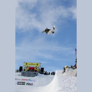 Burton NZ Open