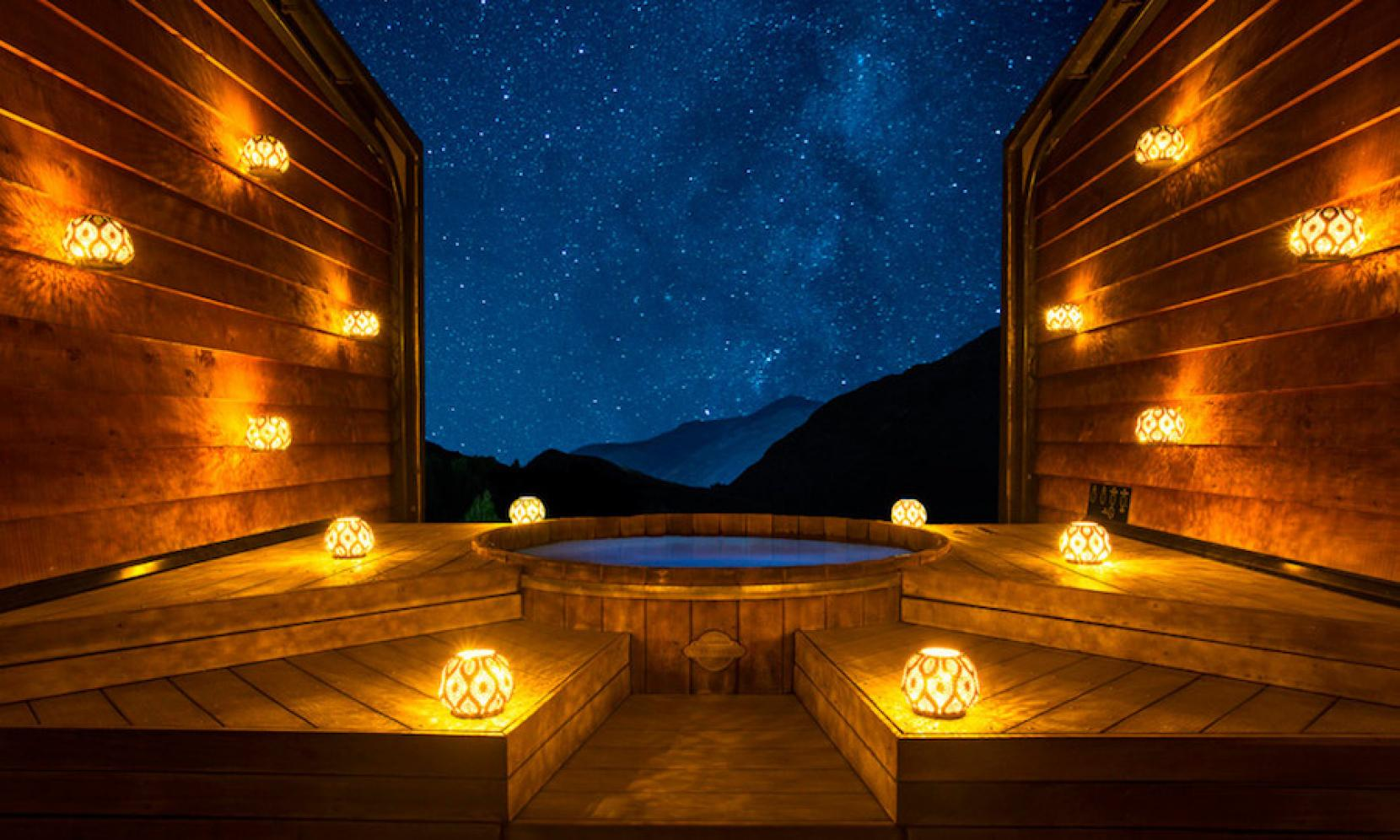 Get Your Zen On Where To Find Yoga Spas And Hot Pools