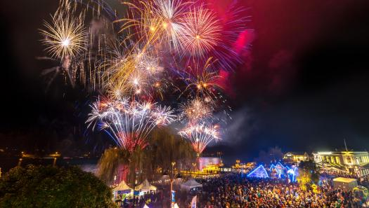 One Hundred Days Until Queenstown Winter Festival