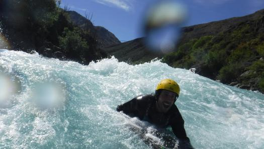 Serious Fun River Surfing