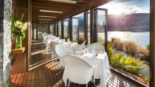 Wakatipu Grill Wine Dinner