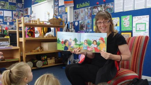 Te Reo Singalong Puppet Show