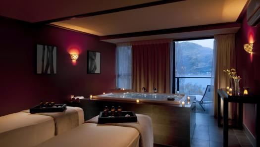Eforea Spa at Hilton Queenstown