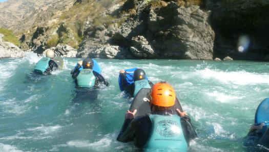 Serious Fun River Boarding: a seriously fun way to experience Queenstown