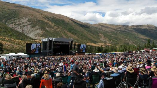 Gibbston Valley Winery Summer Concert
