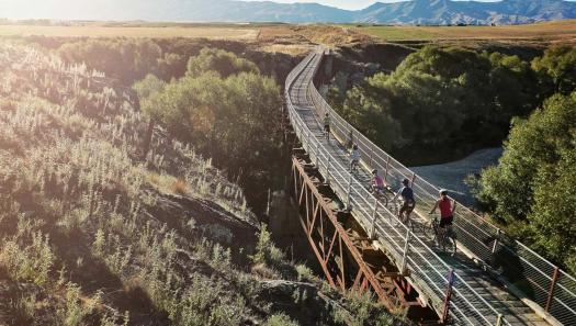 Central Otago Rail Trail