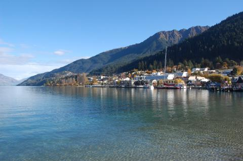 View of Lake Wakatipu From Queenstown Bay 4681576067
