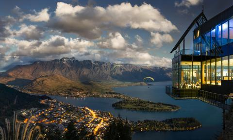 stratosfare restaurant the view of queenstown high resolution easy resizecom