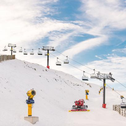 Coronet Peak is ready for opening day
