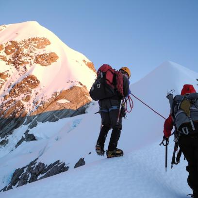 Queenstown Mountain Guides Mt Cook