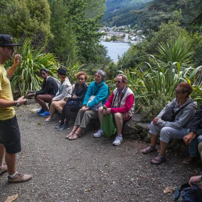 Queenstown free walking tours