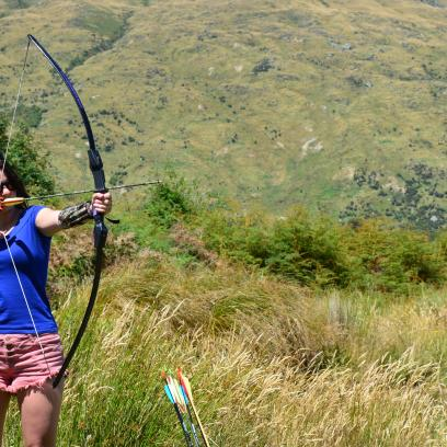 archery in queenstown nz