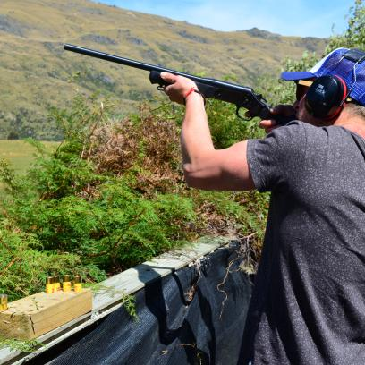 clay shooting queenstown