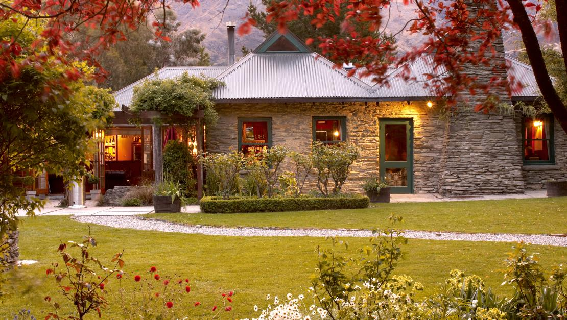 Gantley's: Is this New Zealand's most romantic restaurant?