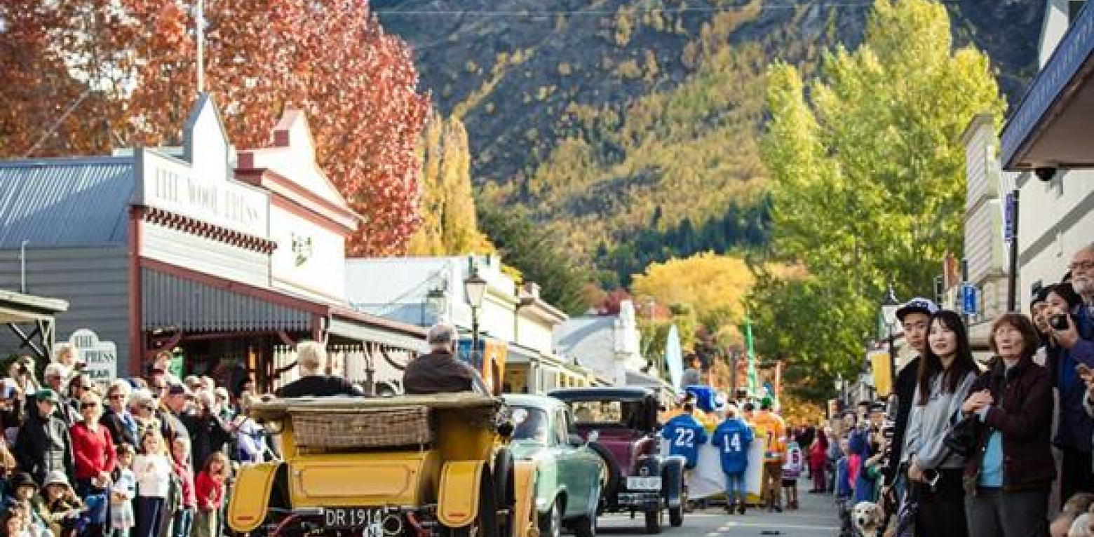 arrowtown autumn festival 19 apr 18